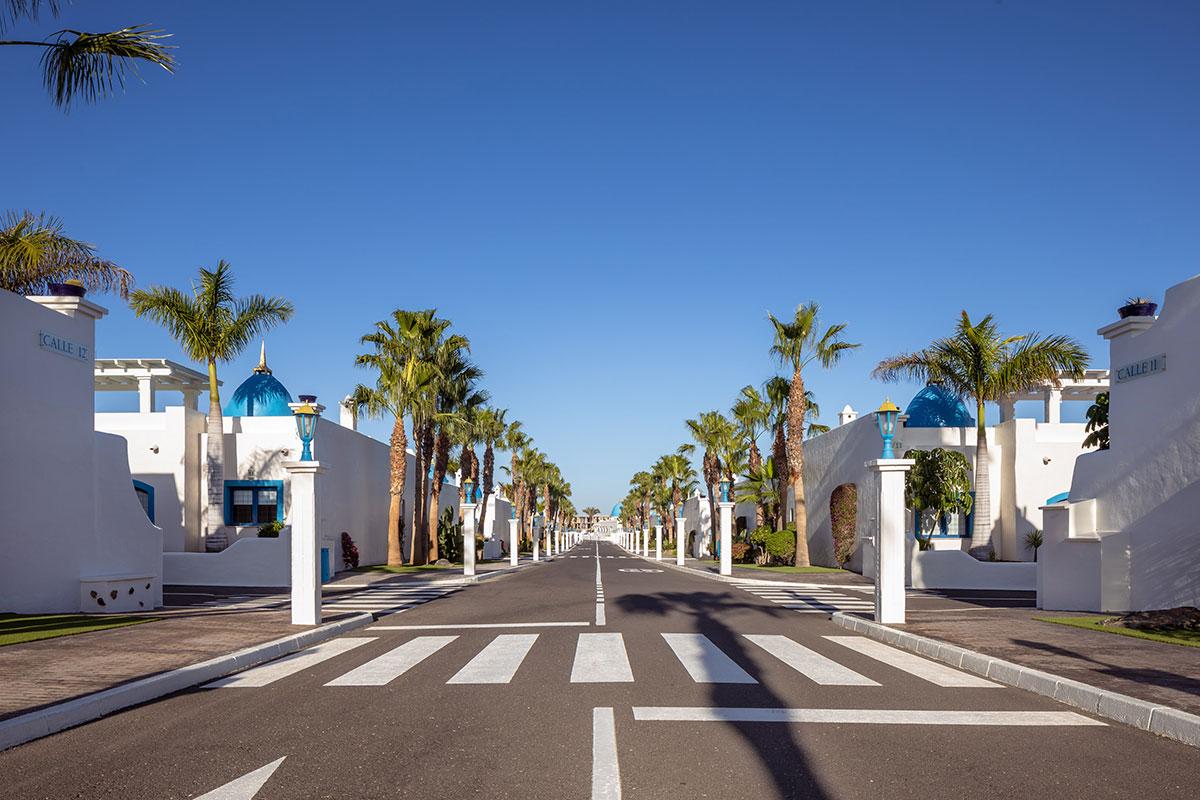 Calle principal Bahiazul