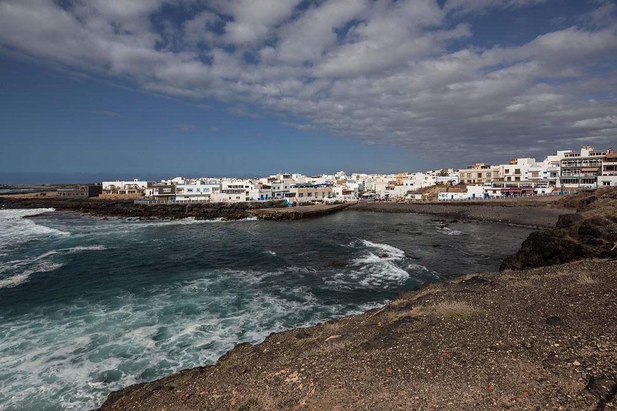 Pueblo de Cotillo. Fuerteventura